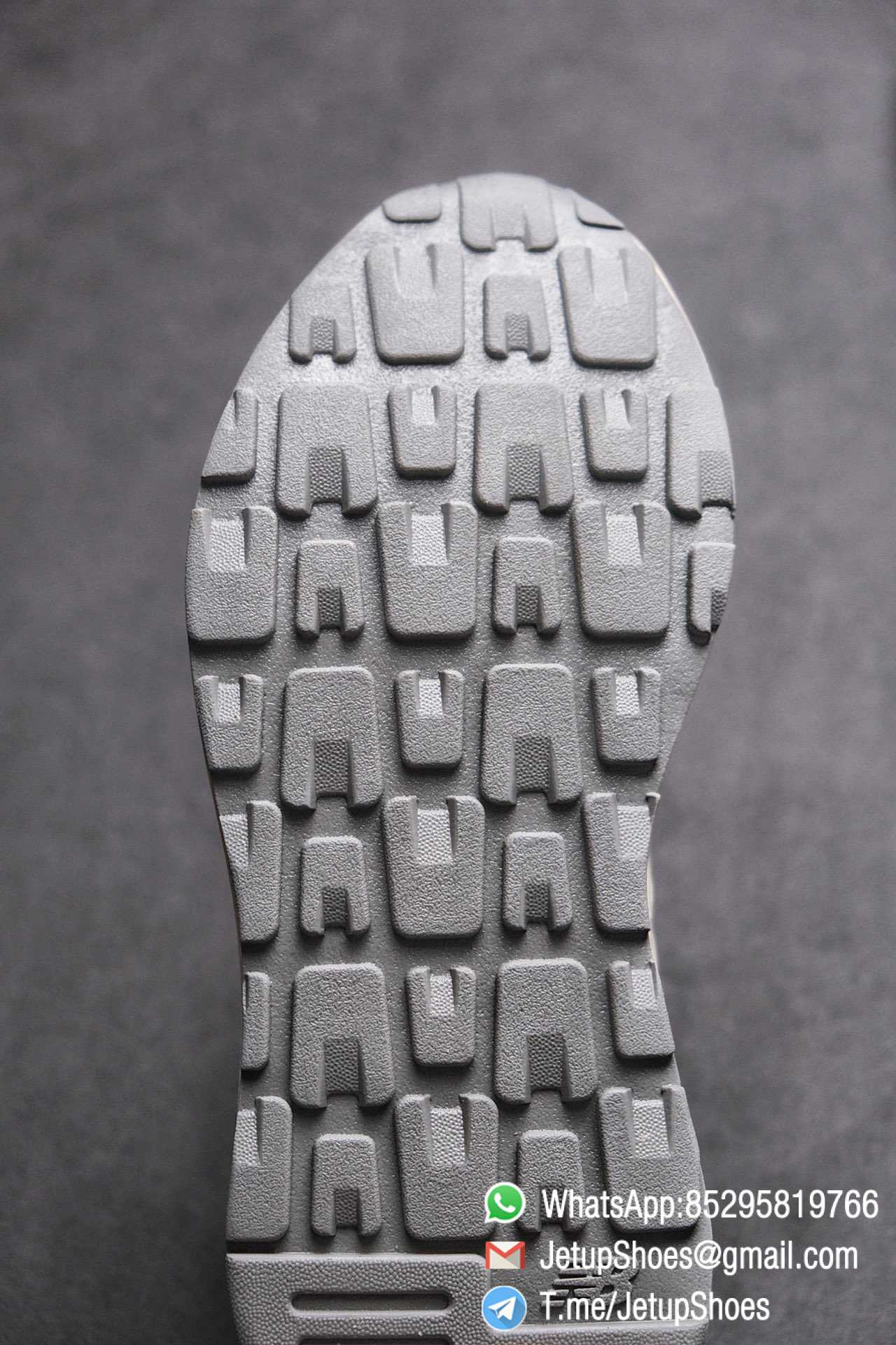 Best Replica New Balance 5740 Beige Cream SKU W5740CE Mesh Shell Suede Upper Big N Logo Pink Boot Top Quality Supplier 09
