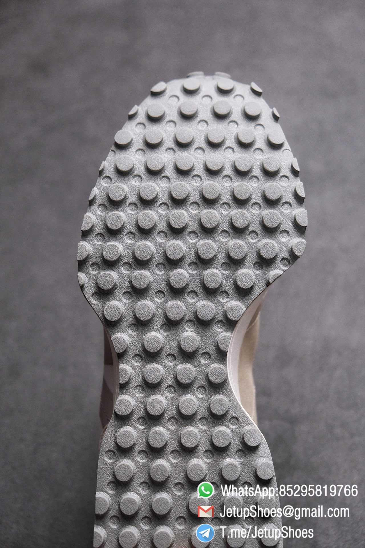 Replica Sneakers New Balance 327 Noritake x 327 Light Grey White Retro Running Shoes SKU MS327NW1 Best RepSneakers 09
