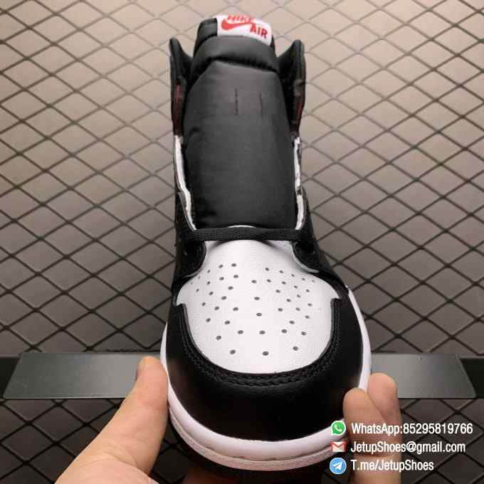 Air Jordan 1 Retro High OG Gym Red SKU 555088 061 Remixes Iconic Color Scheme Upper Best Replica Support Sneakers 05