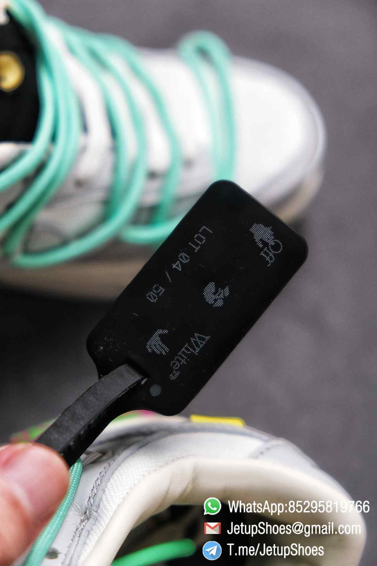 Best Replica Nike Sneakers 0ff White x Nike Dunk Low 04 of 50 SKU DM1602 114 Top RepSneakers Supplier 011