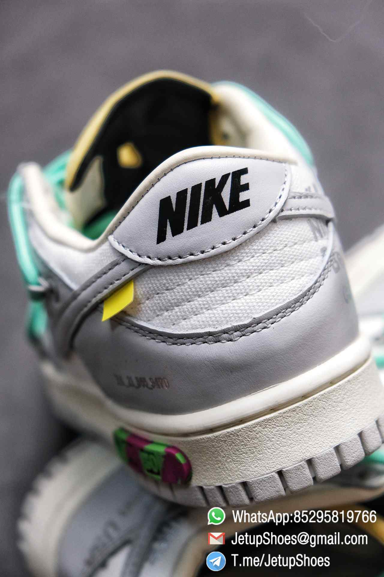 Best Replica Nike Sneakers 0ff White x Nike Dunk Low 04 of 50 SKU DM1602 114 Top RepSneakers Supplier 013