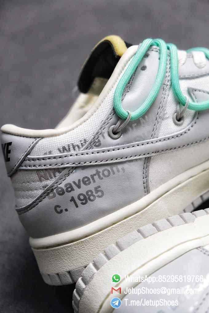 Best Replica Nike Sneakers 0ff White x Nike Dunk Low 04 of 50 SKU DM1602 114 Top RepSneakers Supplier 014
