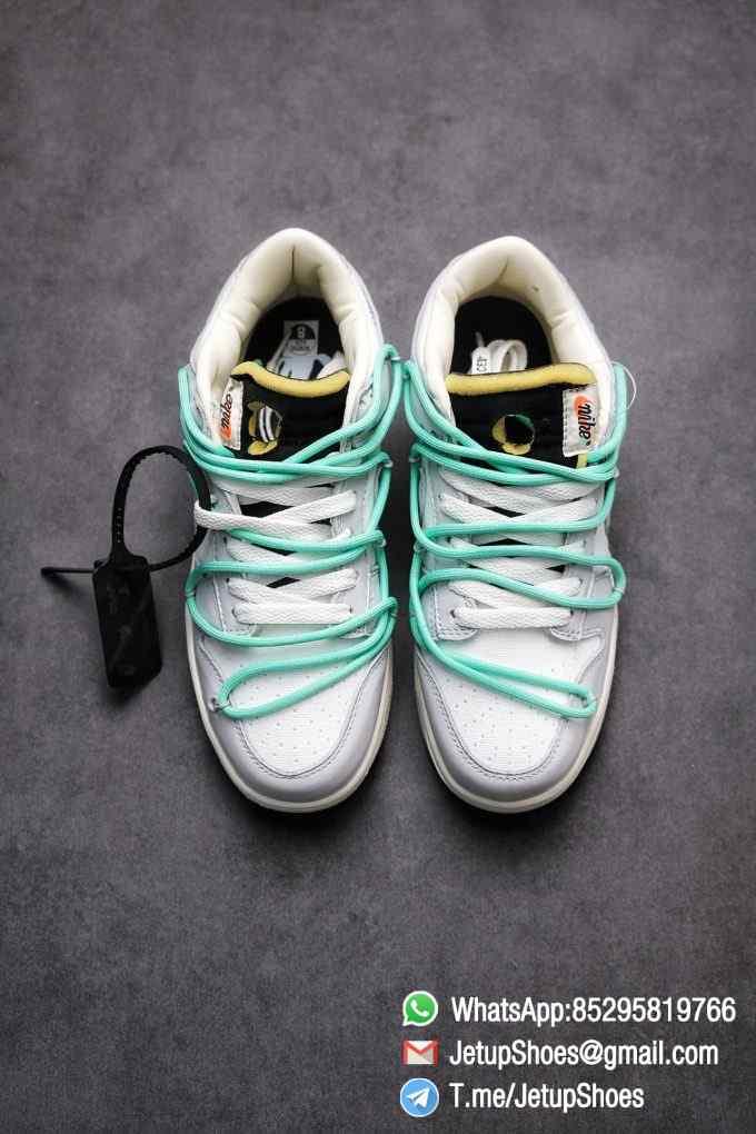 Best Replica Nike Sneakers 0ff White x Nike Dunk Low 04 of 50 SKU DM1602 114 Top RepSneakers Supplier 02