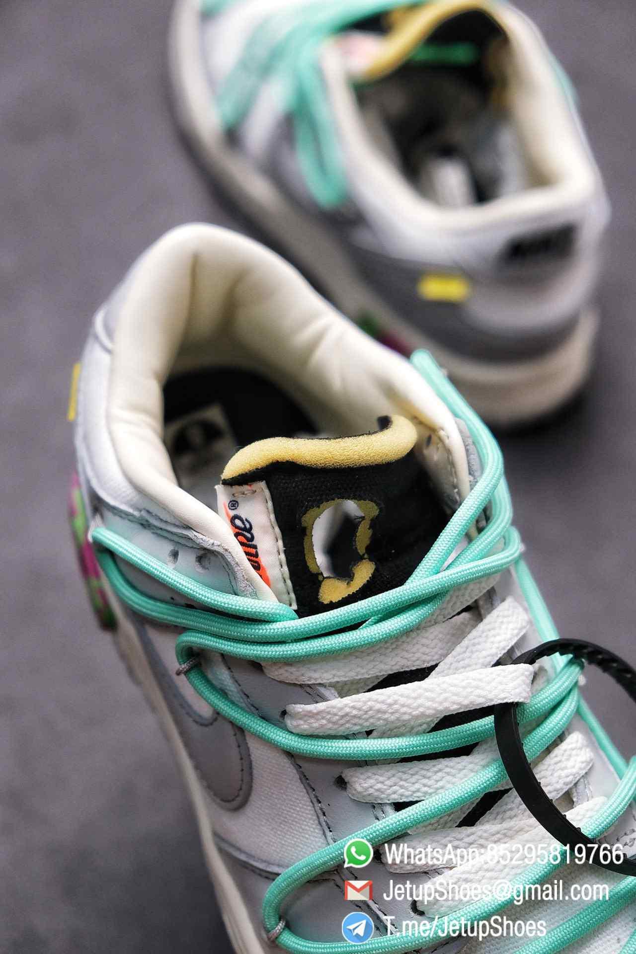 Best Replica Nike Sneakers 0ff White x Nike Dunk Low 04 of 50 SKU DM1602 114 Top RepSneakers Supplier 05