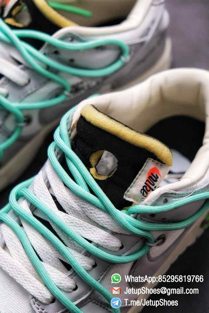 Best Replica Nike Sneakers 0ff White x Nike Dunk Low 04 of 50 SKU DM1602 114 Top RepSneakers Supplier 06