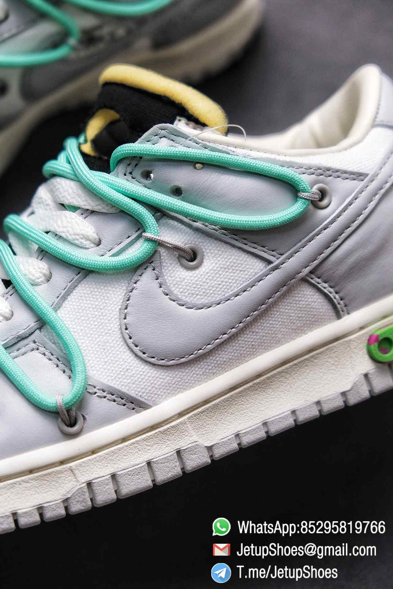 Best Replica Nike Sneakers 0ff White x Nike Dunk Low 04 of 50 SKU DM1602 114 Top RepSneakers Supplier 07