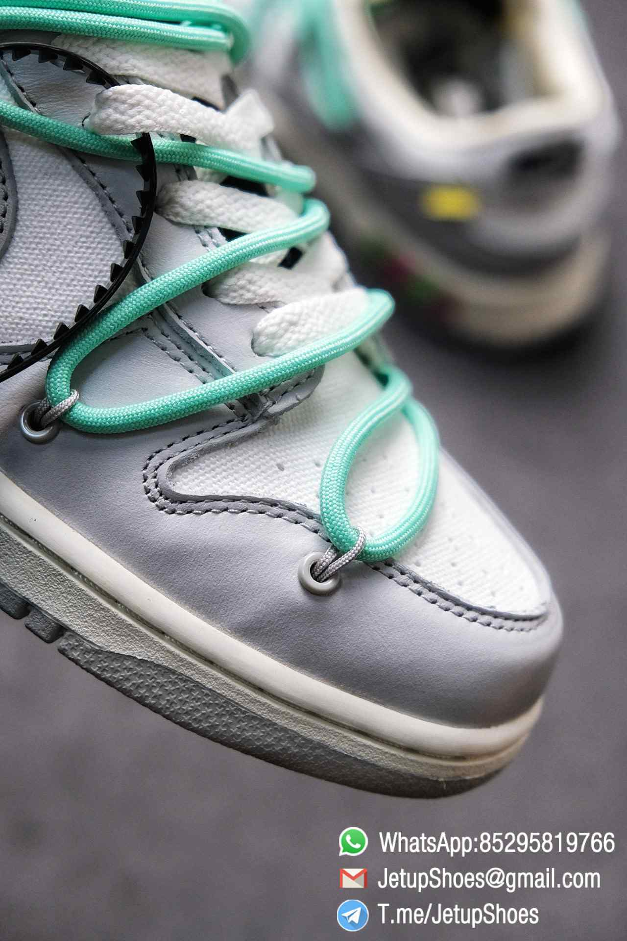 Best Replica Nike Sneakers 0ff White x Nike Dunk Low 04 of 50 SKU DM1602 114 Top RepSneakers Supplier 09