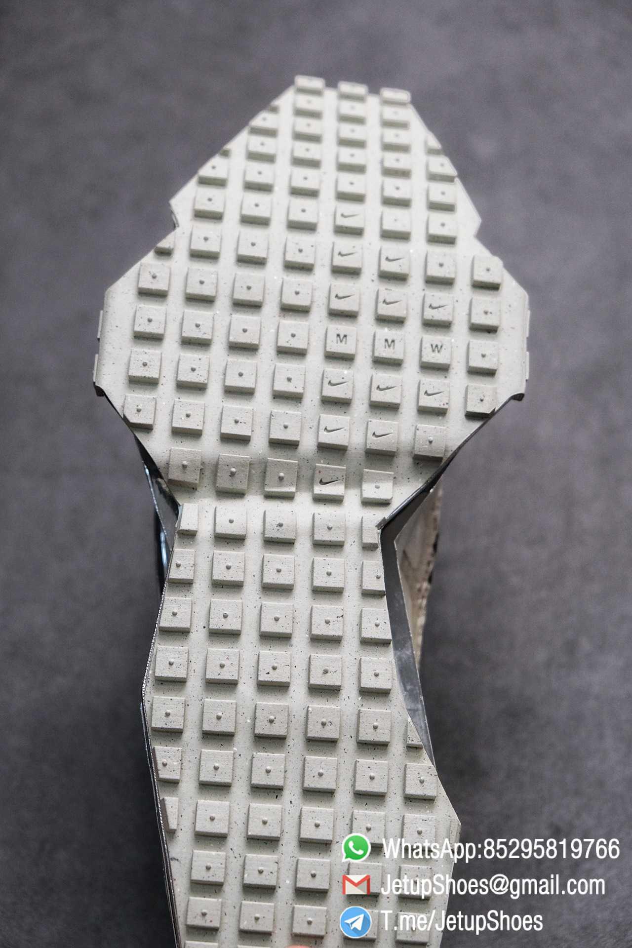 Best Replica Sneakers Matthew M Williams x Nike Zoom 004 Stone CU0676 200 Top Sneakers 012