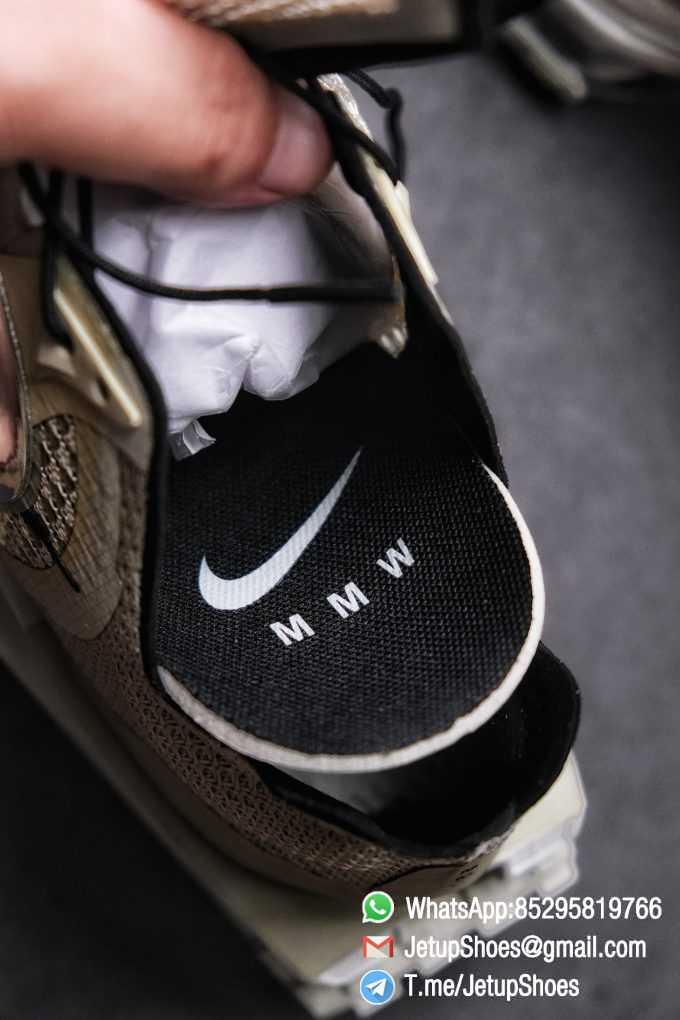 Best Replica Sneakers Matthew M Williams x Nike Zoom 004 Stone CU0676 200 Top Sneakers 014