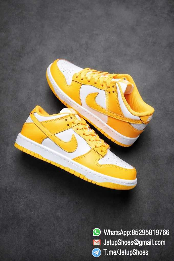 Womens Sneakers Replica Nike SB Dunk Low Laser Orange DD1503 800 Best RepSneakers 01