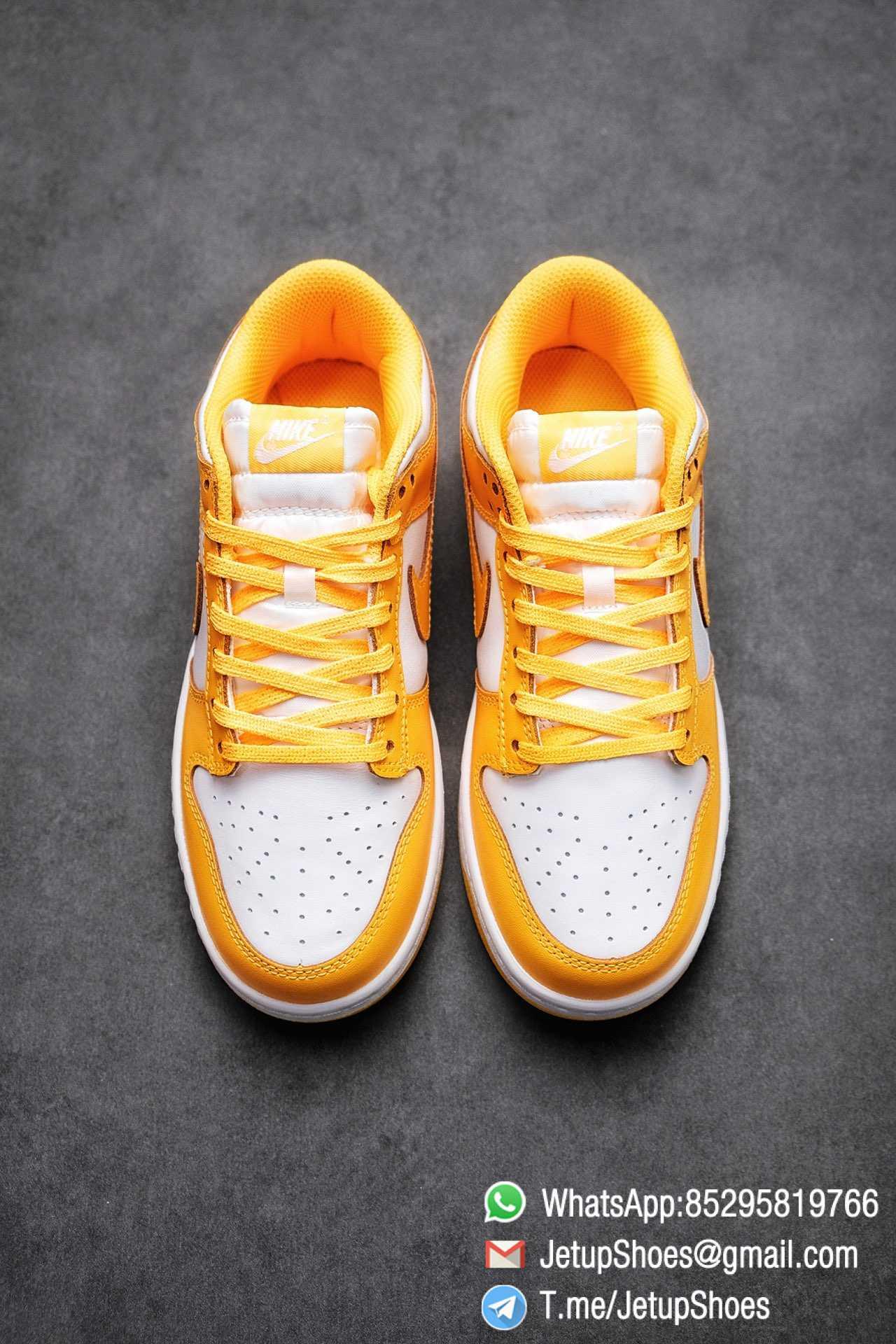 Womens Sneakers Replica Nike SB Dunk Low Laser Orange DD1503 800 Best RepSneakers 02
