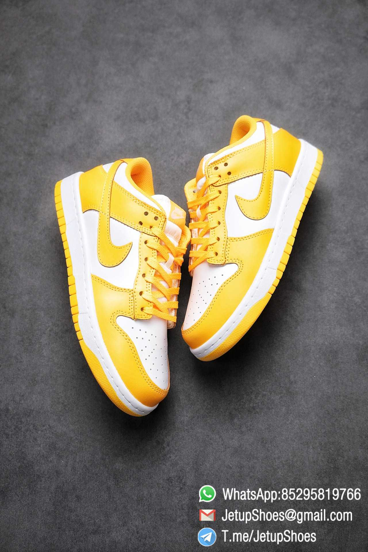 Womens Sneakers Replica Nike SB Dunk Low Laser Orange DD1503 800 Best RepSneakers 03
