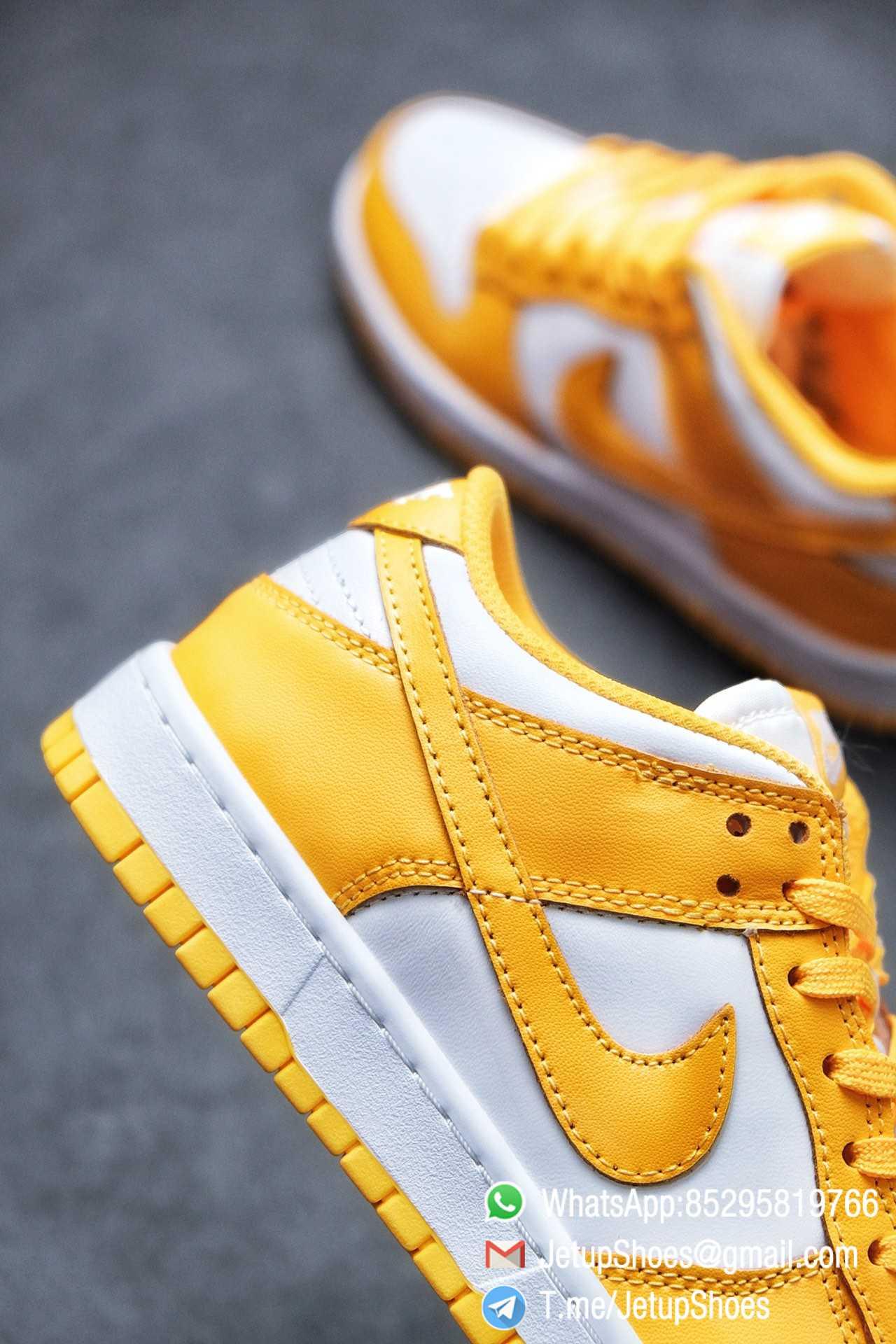 Womens Sneakers Replica Nike SB Dunk Low Laser Orange DD1503 800 Best RepSneakers 07