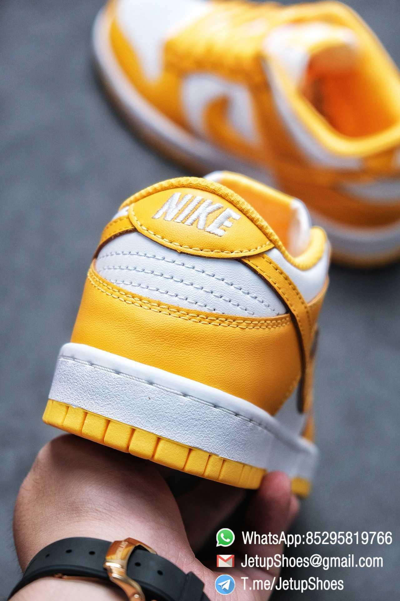 Womens Sneakers Replica Nike SB Dunk Low Laser Orange DD1503 800 Best RepSneakers 08