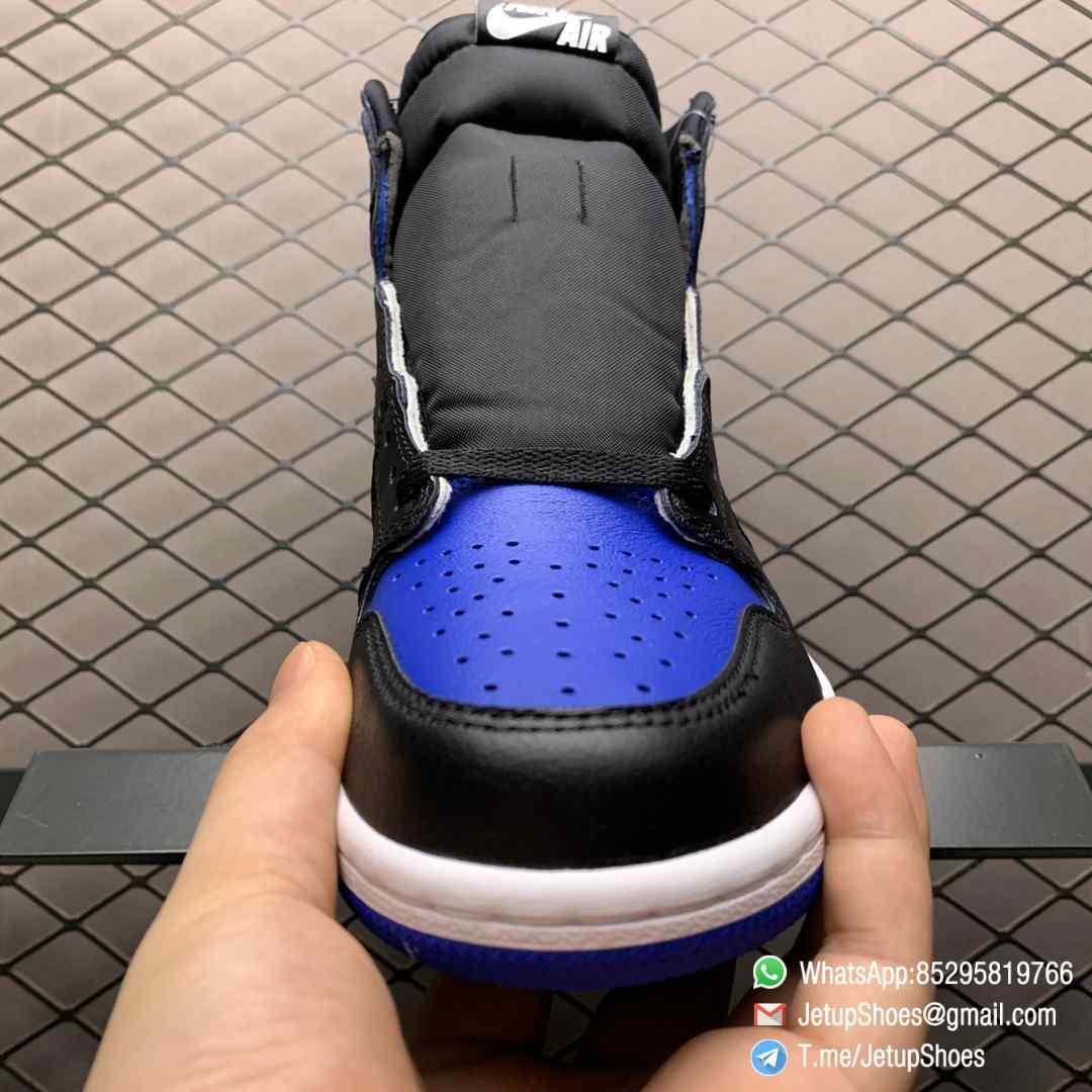 Air Jordan 1 Retro High OG Royal Toe SKU 555088 041 Best Replica Shoes Super Clone AJ1 Sneakers 03