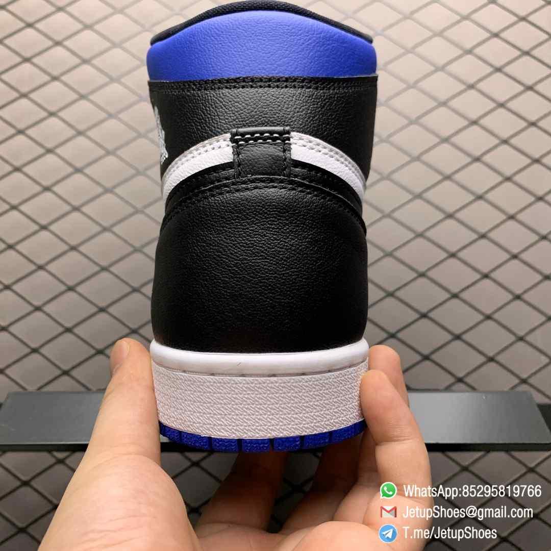 Air Jordan 1 Retro High OG Royal Toe SKU 555088 041 Best Replica Shoes Super Clone AJ1 Sneakers 04