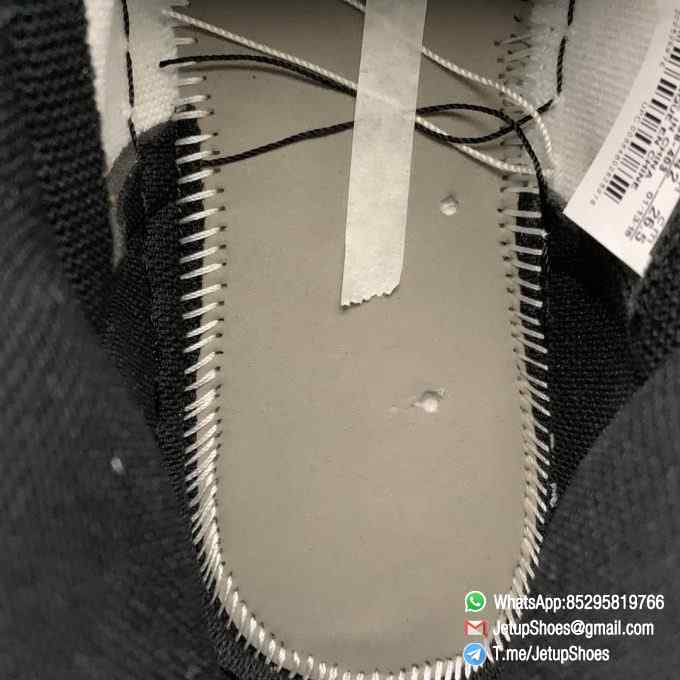 Air Jordan 1 Retro High OG Shattered Backboard SKU 555088 005 Black Laces Orange Toe Box Top Quality RepSneakers 09