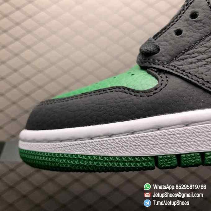 Best RepSneakers Air Jordan 1 Retro High OG Pine Green 2.0 SKU 555088 030 Best Replica Shoes Supplier 03