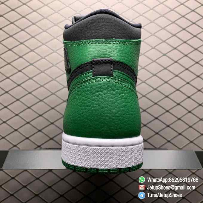 Best RepSneakers Air Jordan 1 Retro High OG Pine Green 2.0 SKU 555088 030 Best Replica Shoes Supplier 06