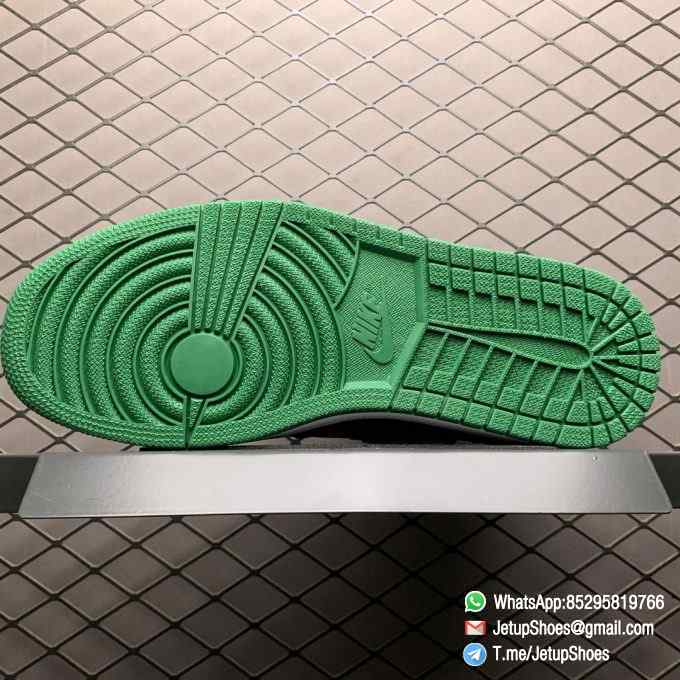 Best RepSneakers Air Jordan 1 Retro High OG Pine Green 2.0 SKU 555088 030 Best Replica Shoes Supplier 07