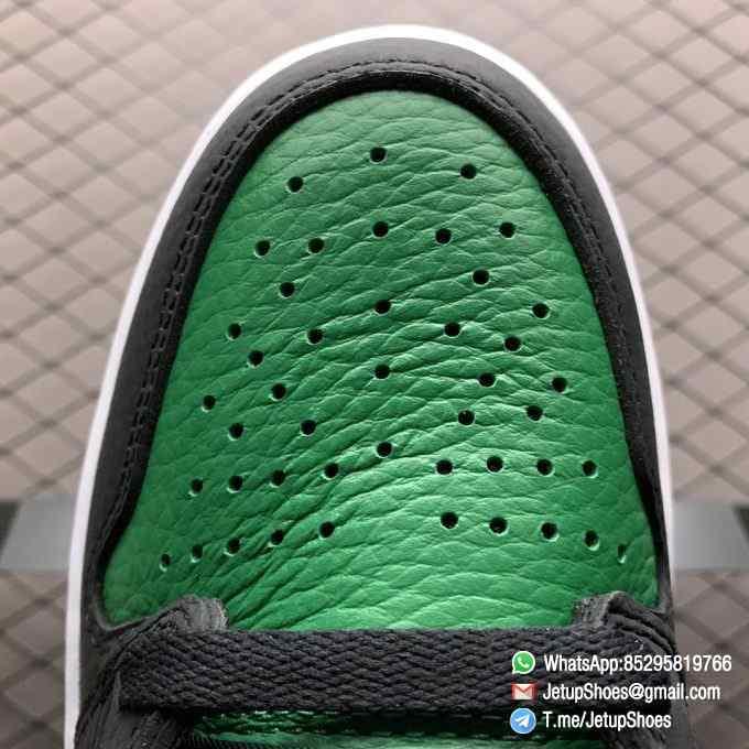 Best RepSneakers Air Jordan 1 Retro High OG Pine Green 2.0 SKU 555088 030 Best Replica Shoes Supplier 08