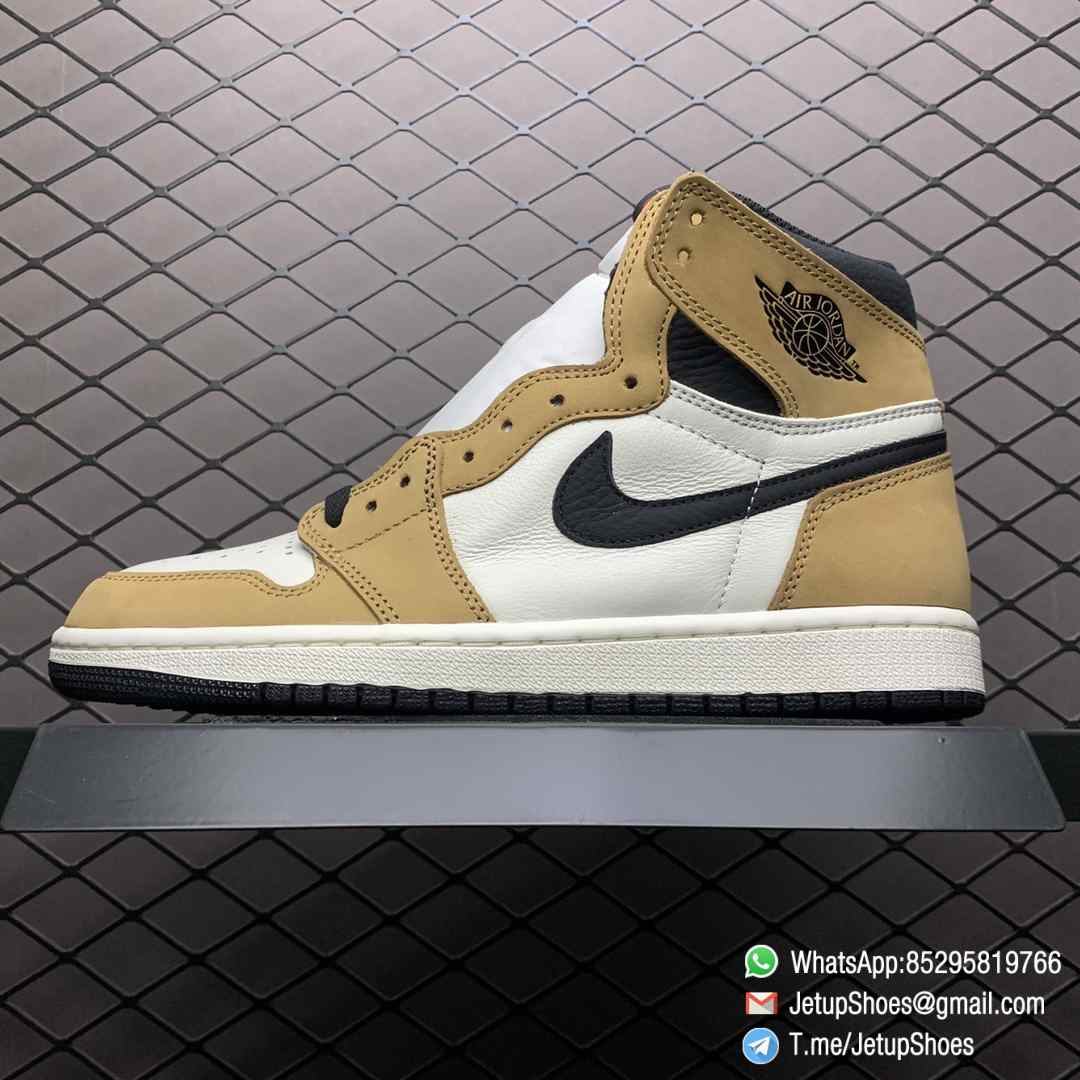 Best Replica Shoes Air Jordan 1 Retro High OG Rookie of the Year SKU 555088 700 Top Quality RepSneakers Store 01