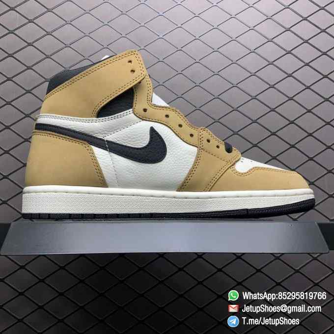 Best Replica Shoes Air Jordan 1 Retro High OG Rookie of the Year SKU 555088 700 Top Quality RepSneakers Store 02