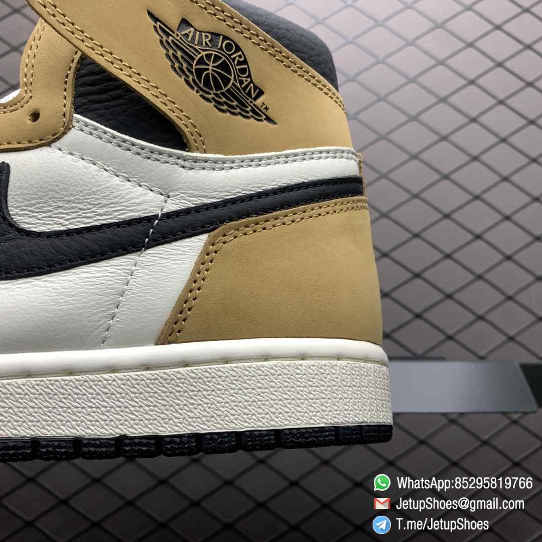 Best Replica Shoes Air Jordan 1 Retro High OG Rookie of the Year SKU 555088 700 Top Quality RepSneakers Store 04