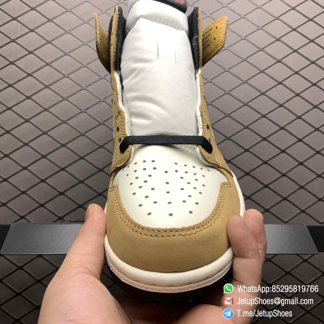 Best Replica Shoes Air Jordan 1 Retro High OG Rookie of the Year SKU 555088 700 Top Quality RepSneakers Store 05