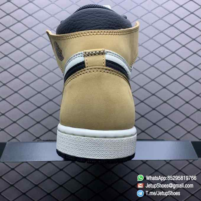 Best Replica Shoes Air Jordan 1 Retro High OG Rookie of the Year SKU 555088 700 Top Quality RepSneakers Store 06