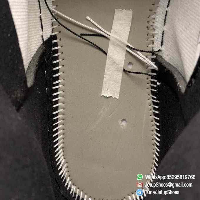 RepSneaker Jordan 1 Retro High Court Purple White SKU 555088 500 White Upper Court Purple Overlays Black Detailing 09