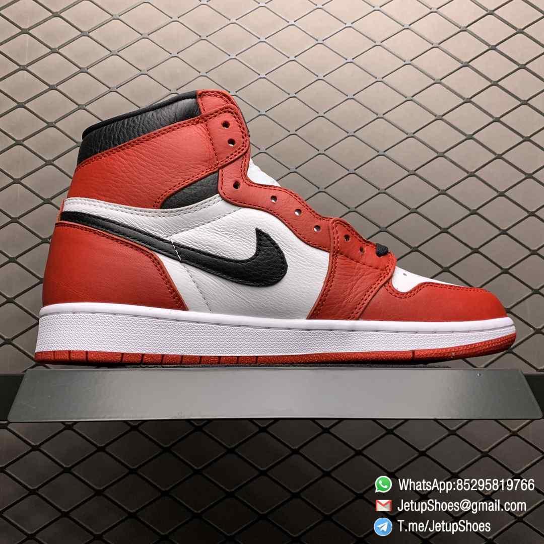 RepSneakers Air Jordan 1 Retro High OG NRG Homage to Home SKU 861428 061 Best Replica AJ 1S Sneakers 02