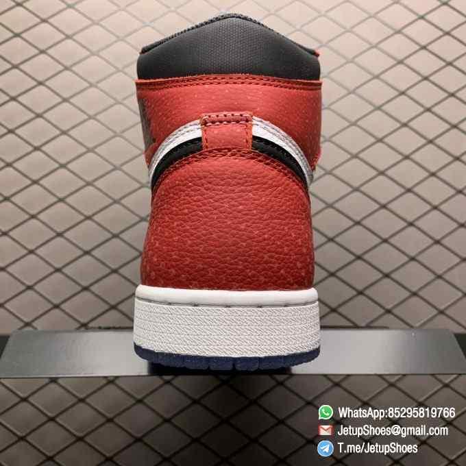 RepSneakers Air Jordan 1 Retro High OG Origin Story SKU 555088 602 Best Clone Jordan 1S Sneakers 04