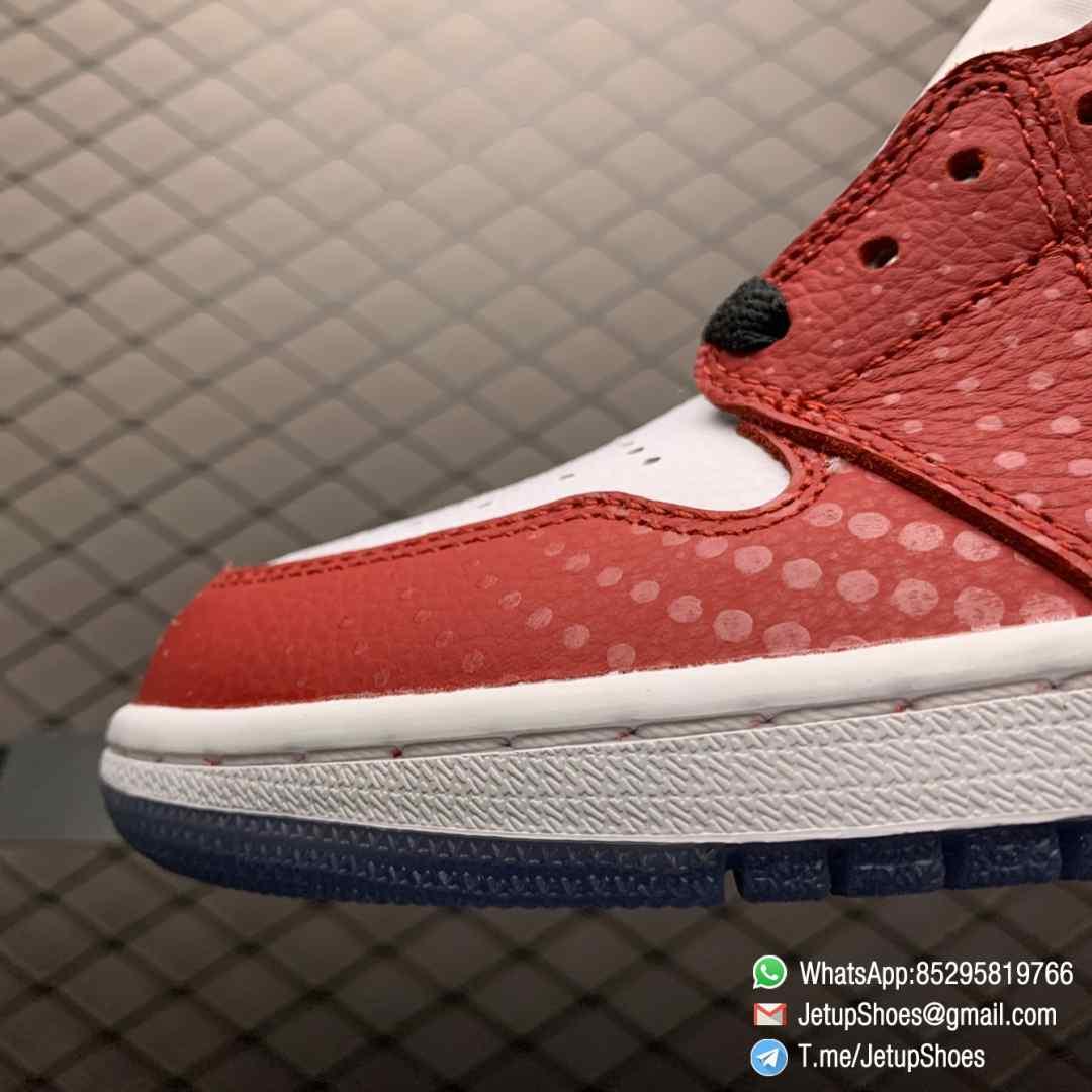 RepSneakers Air Jordan 1 Retro High OG Origin Story SKU 555088 602 Best Clone Jordan 1S Sneakers 06