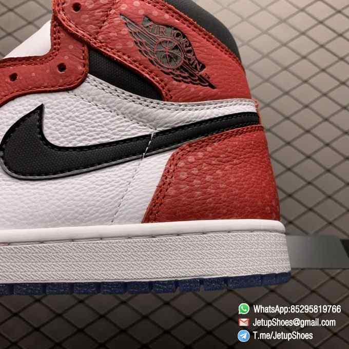RepSneakers Air Jordan 1 Retro High OG Origin Story SKU 555088 602 Best Clone Jordan 1S Sneakers 07