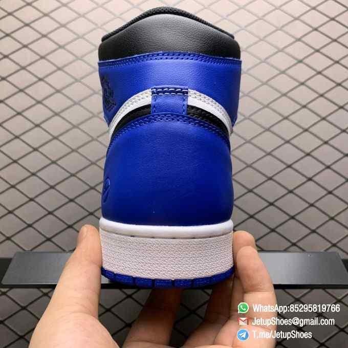 RepSneakers Fragment Design x Air Jordan 1 Retro High OG SKU 716371 040 Best Replica Sneakers Top Rep Snkrs 04