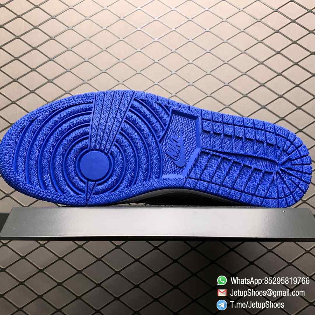 RepSneakers Fragment Design x Air Jordan 1 Retro High OG SKU 716371 040 Best Replica Sneakers Top Rep Snkrs 05