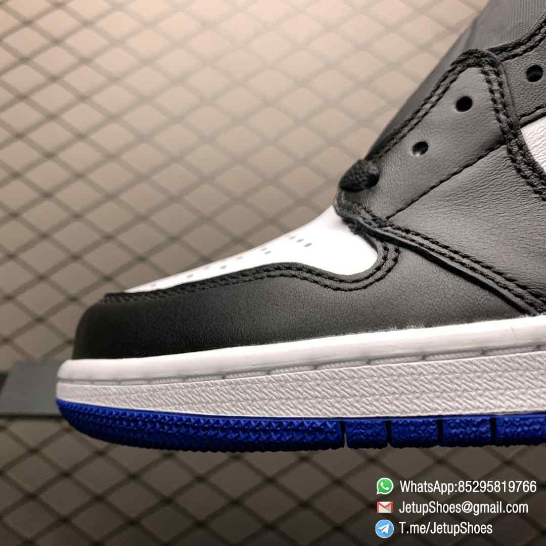 RepSneakers Fragment Design x Air Jordan 1 Retro High OG SKU 716371 040 Best Replica Sneakers Top Rep Snkrs 06