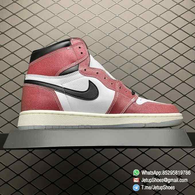 Trophy Room x Air Jordan 1 Retro High OG SP Chicago SKU DA2728 100 Trophy Room Chicago Top RepSneakers 02