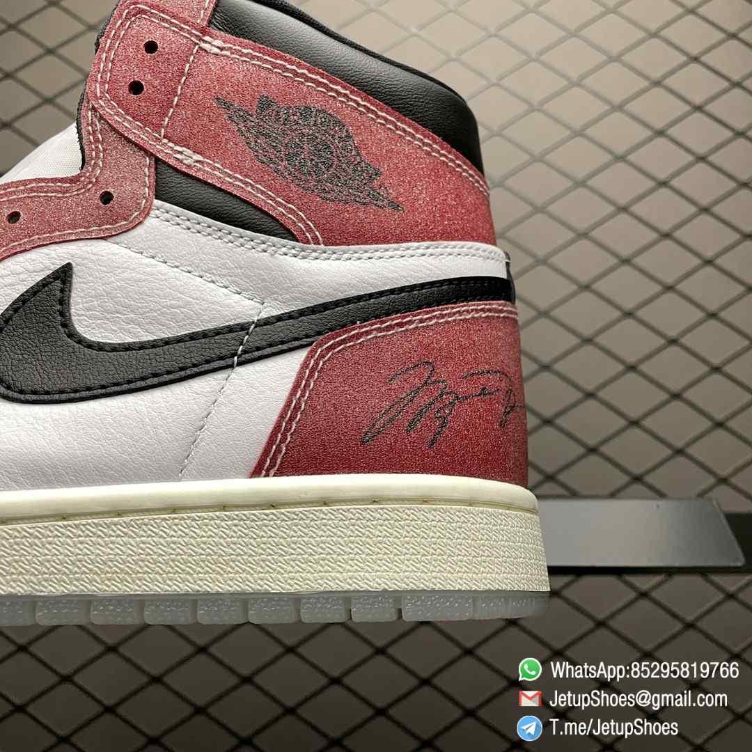 Trophy Room x Air Jordan 1 Retro High OG SP Chicago SKU DA2728 100 Trophy Room Chicago Top RepSneakers 08